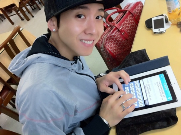 Live Fan Chat With Brian Joo