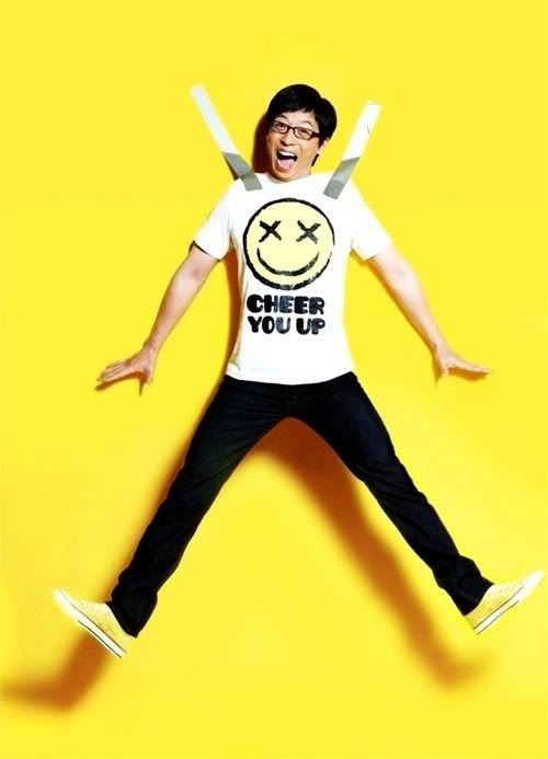 Funny Photos from Yoo Jae Suk's Debut Amuse Viewers