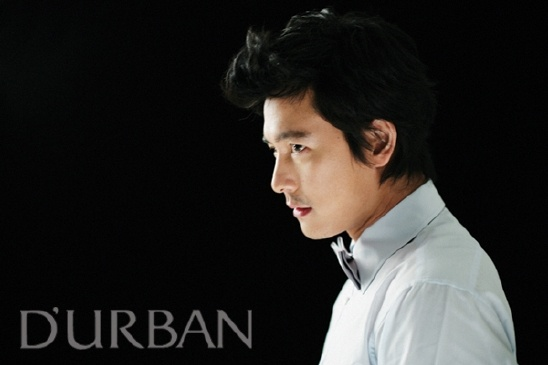 Jung Woo Sung for Durban