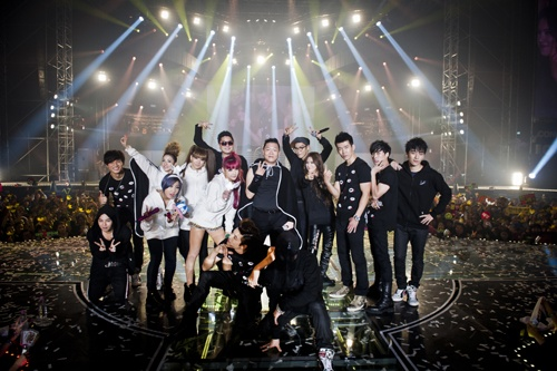 YG Family Concert Tour Successfully Ends