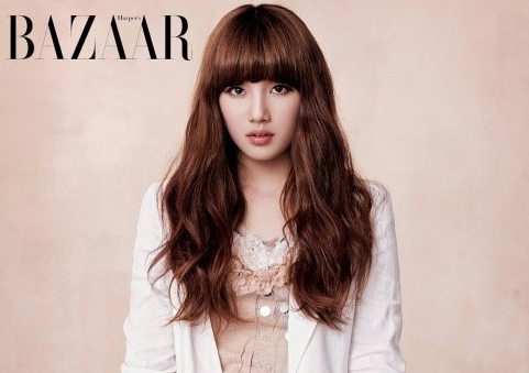 miss A Suzy Looks Better With or Without Bangs?