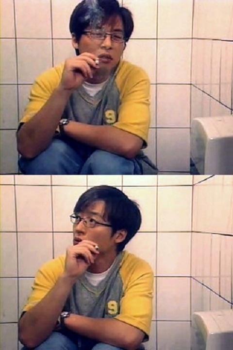 Yoo Jae Suk's Smoking Photos from 11 Years Ago Surface Online