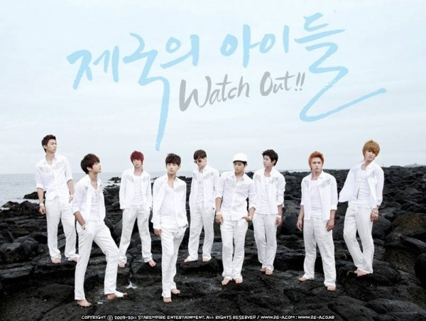 """ZE:A to Release Japanese Ver. """"Watch Out"""" and Hold Handshake Events"""