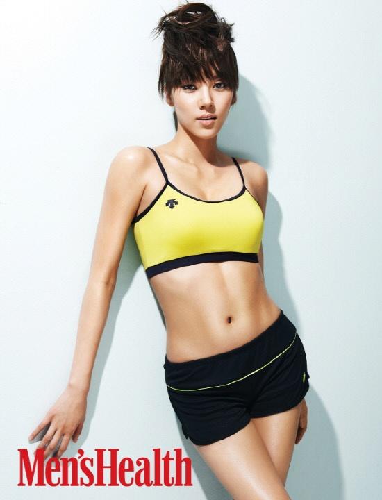 Son Dam Bi's Sexy Bikini Body Is Hotter Than the Sun