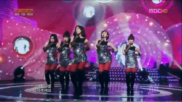 MBC Music Core 01.16.2010