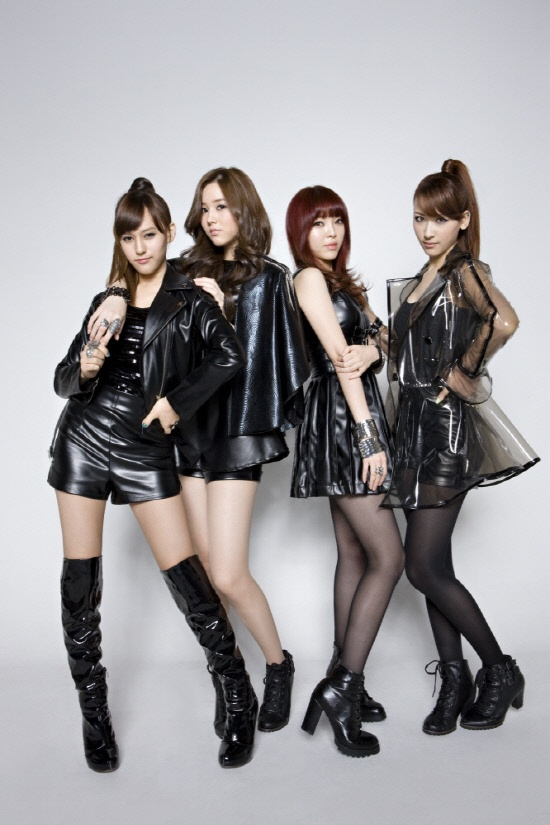 ChoColat's Mature Comeback with 4 Members