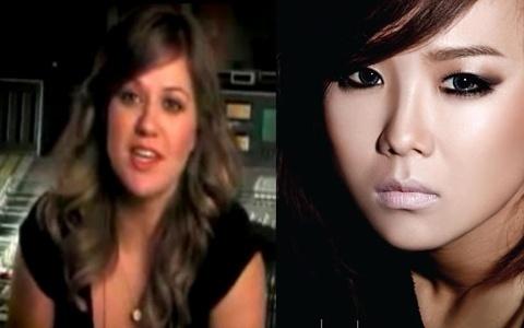 """American Idol"" Star Kelly Clarkson Sends Video Message to ""Superstar K2's"" Kim Bo Kyung"