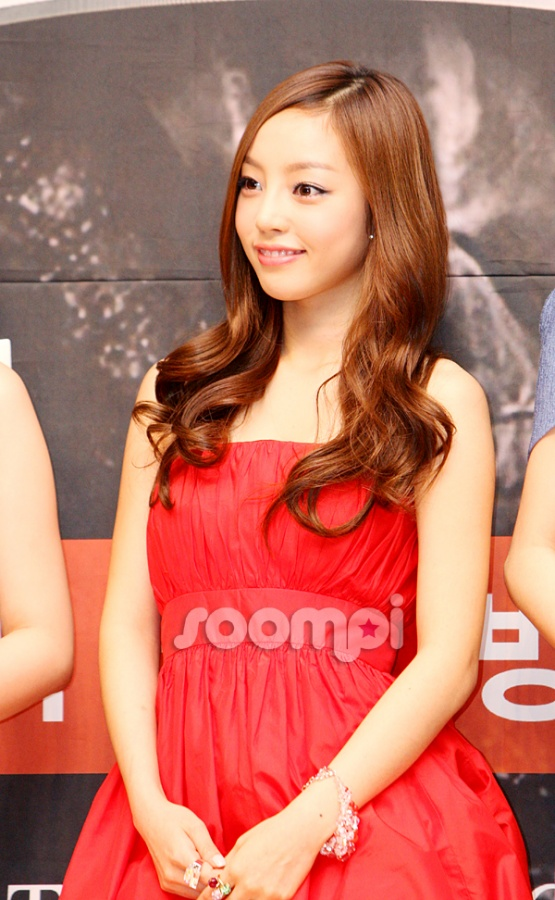 "Goo Hara ""Might Hear That My Acting is Horrible, but Will Try My Best"""