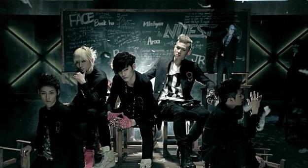 """PLEDIS New Boy Group NU'EST Reveals MV Teaser for """"FACE"""""""