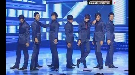 Mnet M! Countdown 10.07.10 Performances