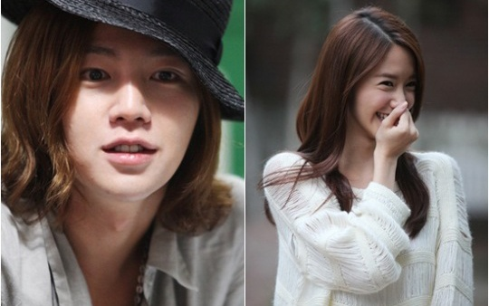 """Love Rain"" Jang Geun Suk and YoonA Bonded Together After the First Script Reading"