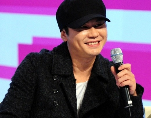 YG Entertainment's Yang Hyun Suk Reveals Another Photo of His Daughter