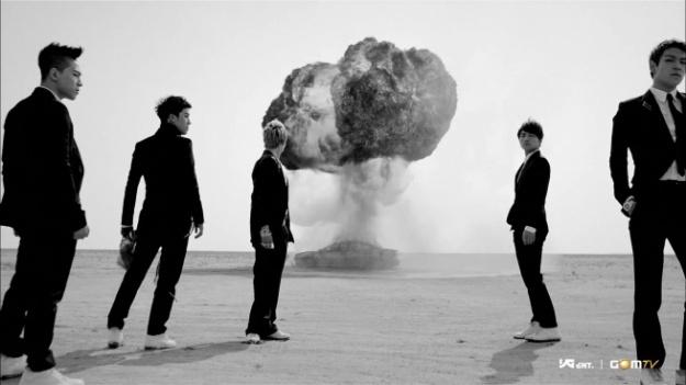 """Making of Big Bang's """"Love Song"""""""