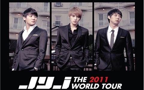 [Concert Review] JYJ 2011 World Tour Concert: San Jose