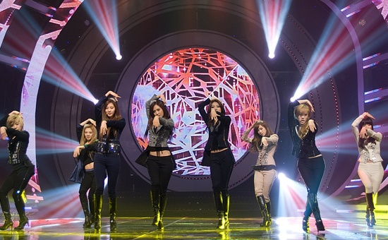 Mnet M Countdown 11.10.2011