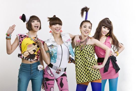 2ne1's Japanese Promotions Postponed Indefinitely