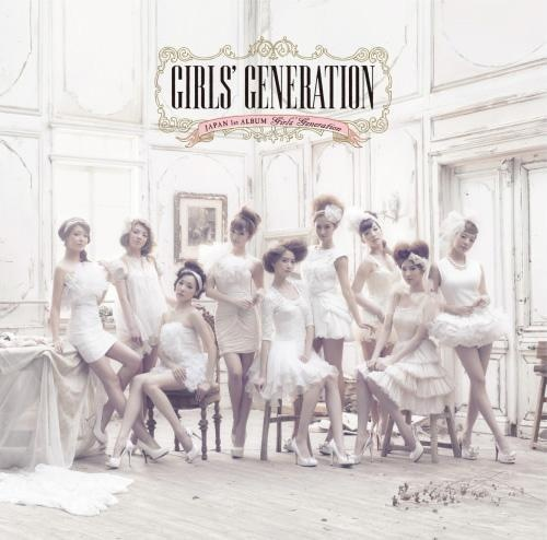 """SNSD Writes History in Japan with """"Girls' Generation"""""""