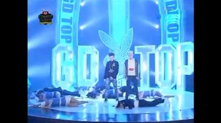 Mnet M! Countdown 12.30.10