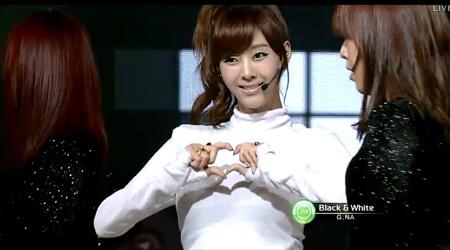 SBS Inkigayo 02.27.2011