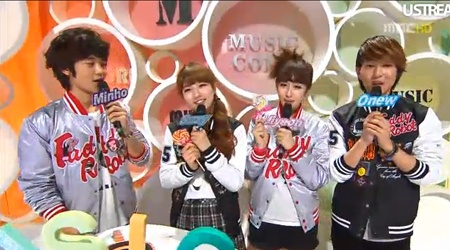 MBC Music Core 03.12.11
