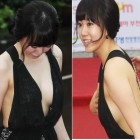 Attention Grabbing Method for Unknown and Unpopular Actresses: Revealing Skin