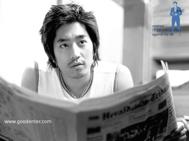 Get Ready for Eric Mun
