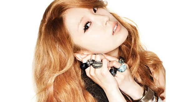 BoA Shares a Lovely Kiss with…?