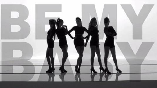 """Wonder Girls Reveal Full MV for """"Be My Baby"""""""
