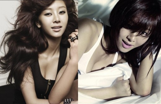 G.Na Seeks Overseas Advancement with Release of Bruno Mars Cover Track