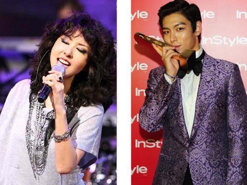 Kim Wansun Wants to Duet with Big Bang's T.O.P