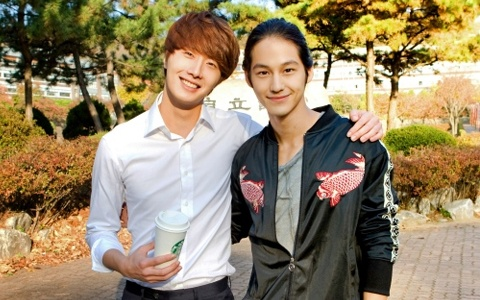 "Jung Il Woo's Upcoming ""High Kick 3"" Cameo"