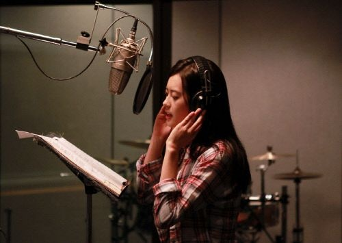 "Actress Go Ara Ventures into Singing with ""Now!"""