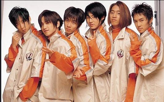 Resultado de imagem para shinhwa 1998