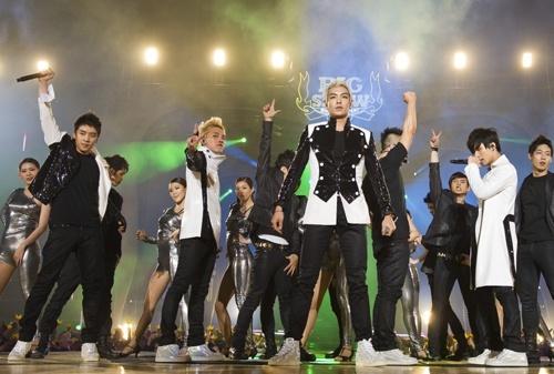"Big Bang Sets the ""Gold"" Standard in Japan"