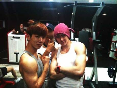 Jokwon and Nichkhun Want to Become More Masculine?