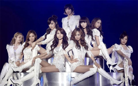 Japanese Version of SNSD to Debut in October