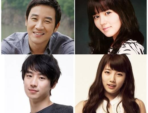 """Still Cuts from """"Introduction to Architecture"""" with Han Ga In, Uhm Tae Woong, Suzy, Lee Jae Hoon"""