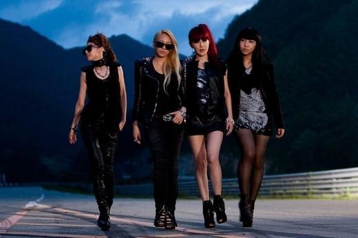 Weekly K-Pop Music Chart 2010 – October Week 1
