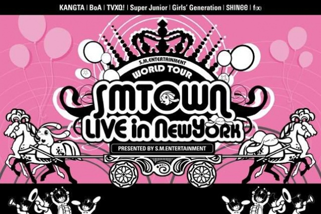 """The New York Times Reviews """"SM Town Live in New York"""""""