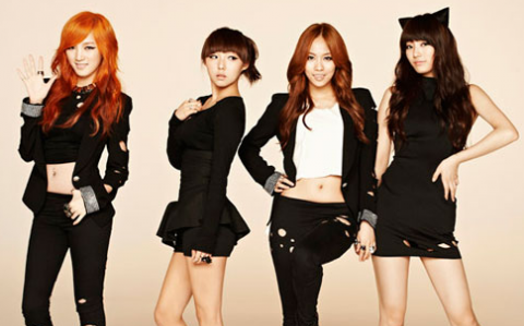 Miss A Dominates Online Download Chart with Over 900K Downloads