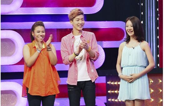"Lee Seung Hoon, Lee Michelle, and Kim Na Yoon Make a Surprise Appearance on ""Strong Heart"""