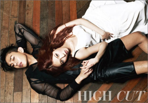 HyunA Talks about her Sexy Spread with Yoo Ah In