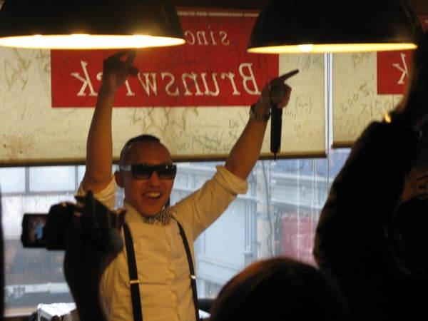 Far East Movement Guerrilla Fan Meet Pictures