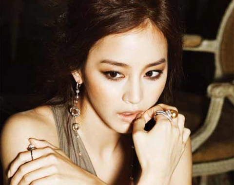 Kim Tae Hee is the New Face of Toyota Camry