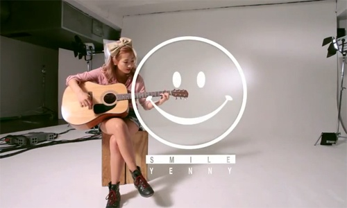 Wonder Girls' Yenny Writes a Song for the Wonderfuls