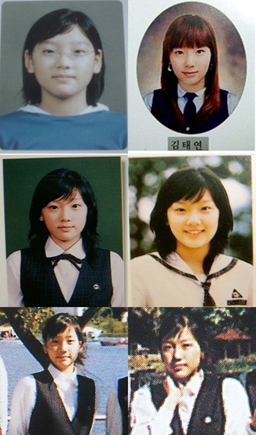 SNSD Tae Yeon's Strikingly Beautiful School Graduation Photos