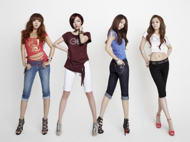 Brown Eyed Girls Help Children Undergo Heart Surgery during Chuseok