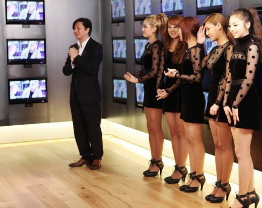 """The Wonder Girls to Appear As Special Guests on """"Project Runway Korea"""""""