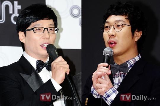 Haha Reveals the Real Yoo Jae Suk
