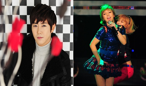 """ZE:A's Kwanghee and Jewelry's Yewon to DJ """"Young Street"""""""